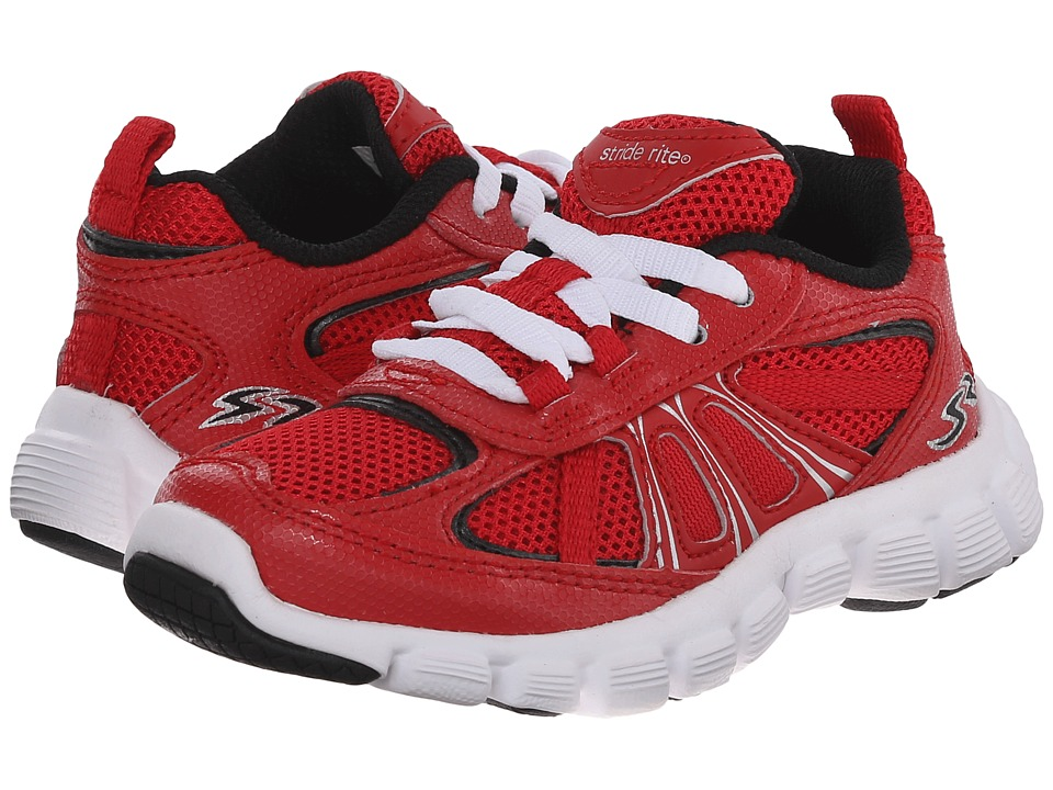 Stride Rite - Propel 2 Lace (Toddler/Little Kid) (Red) Boy's Shoes