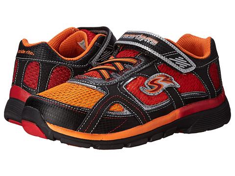 Stride Rite - Racer Lights Lightning (Little Kid) (Orange/Red) Boys Shoes