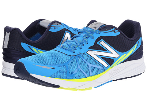 New Balance - Vazee Pace (Blue/Yellow) Men's Running Shoes