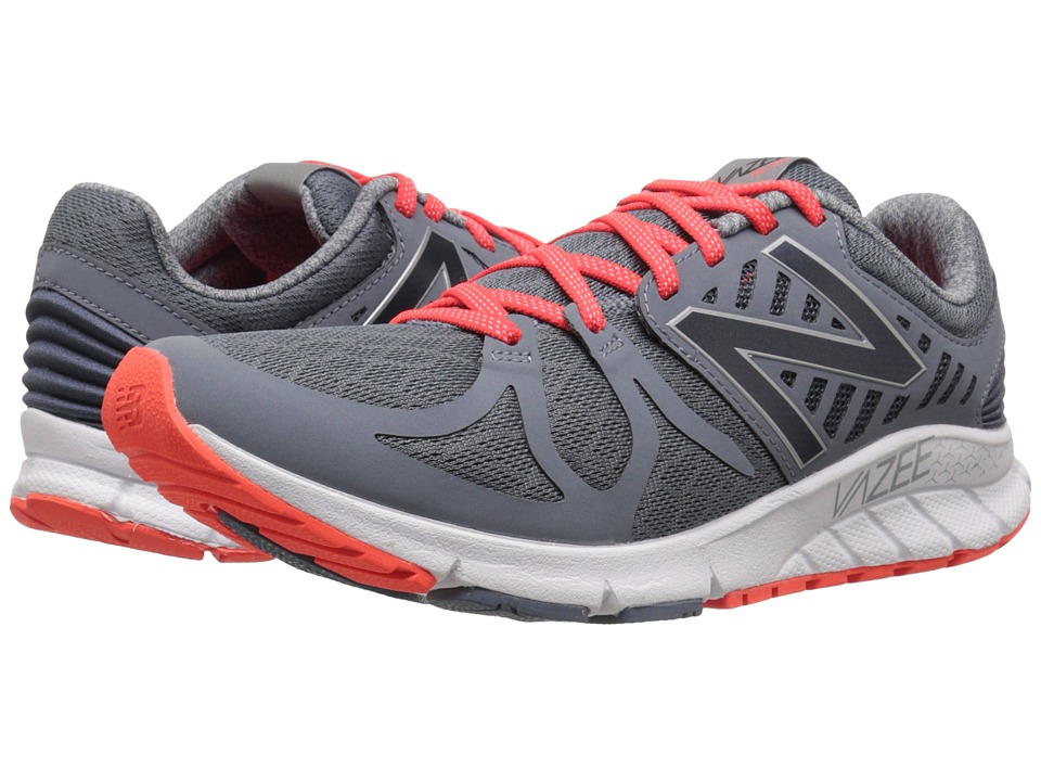 New Balance - Vazee Rush (Grey/Orange) Men's Running Shoes
