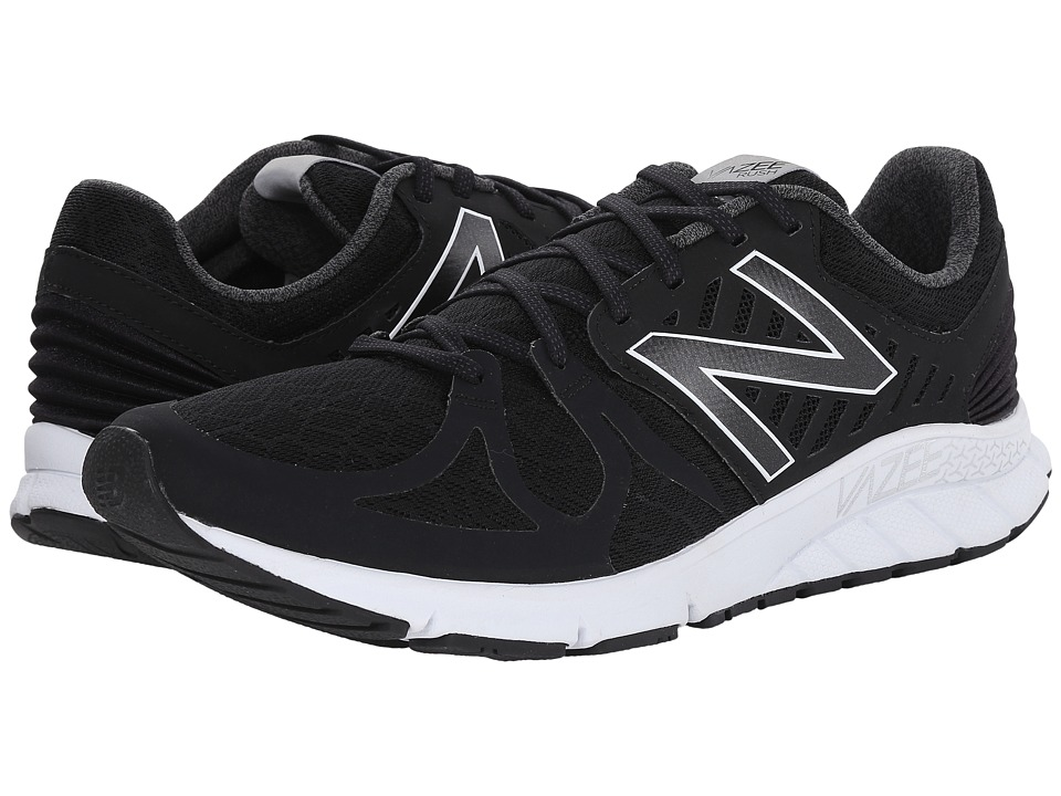 New Balance Vazee Rush Black-White Mens Running Shoes