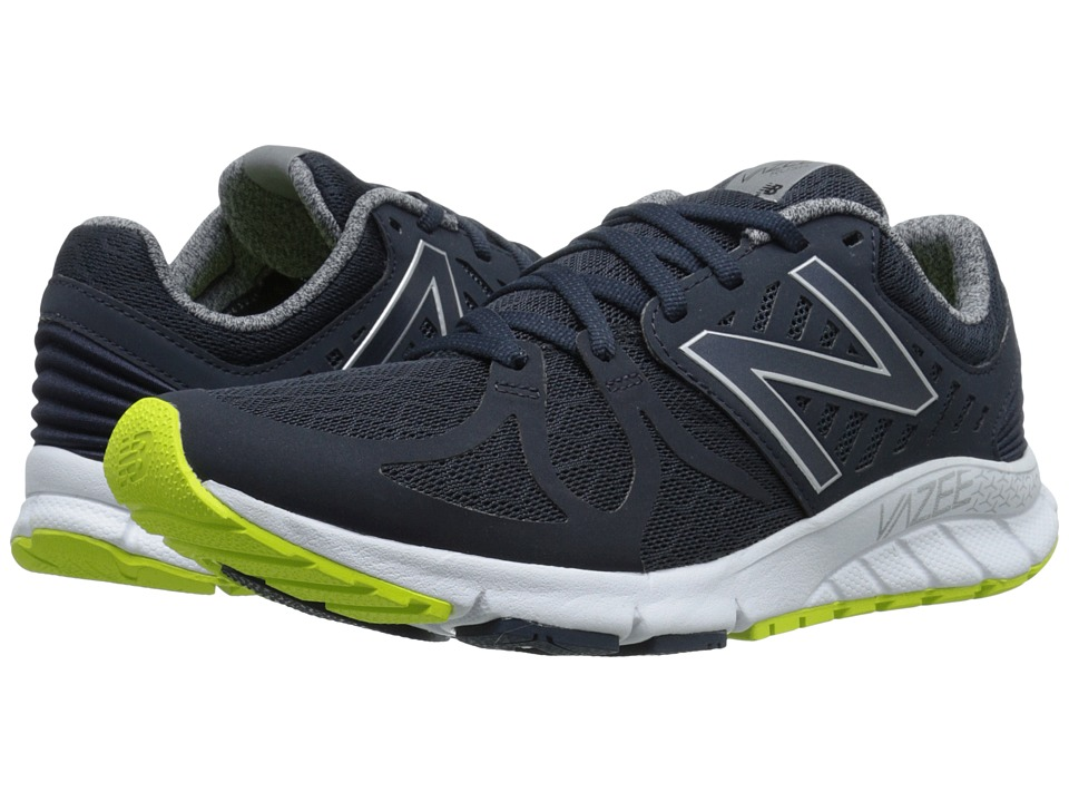 New Balance - Vazee Rush (Black/Yellow) Men's Running Shoes