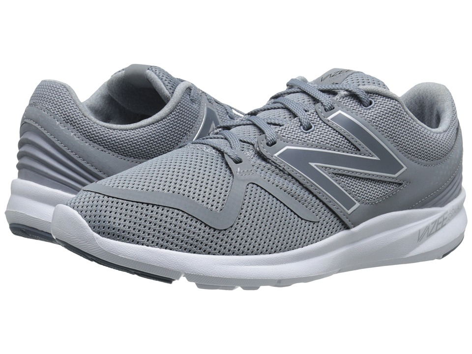 New Balance - Vazee Coast (Grey/White) Men's Running Shoes