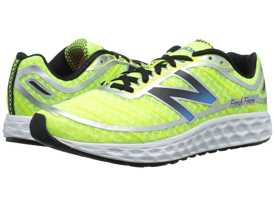 New Balance - Fresh Foam Boracay (Yellow/Blue) Men's Running Shoes