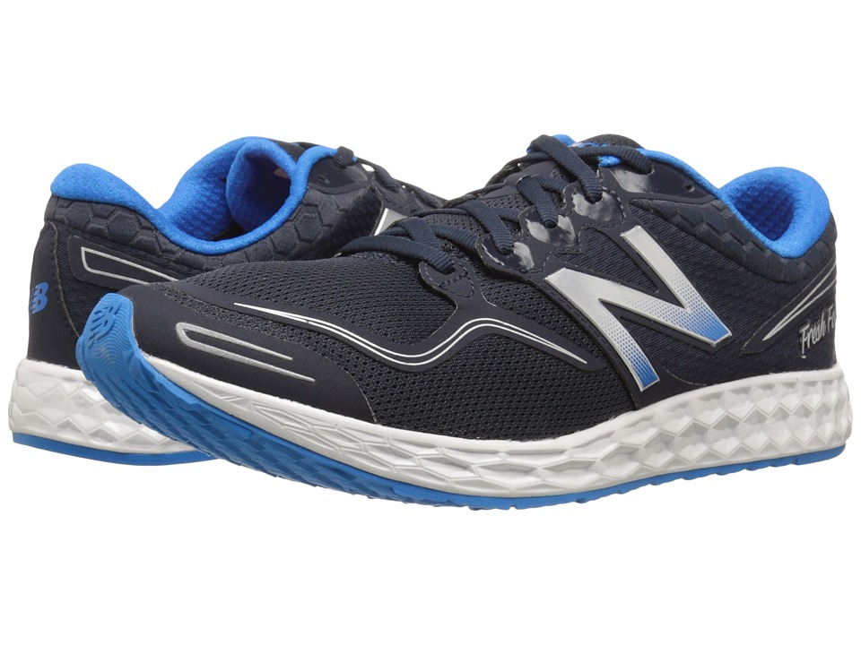 New Balance - Fresh Foam Zante (Navy/Blue) Men's Running Shoes