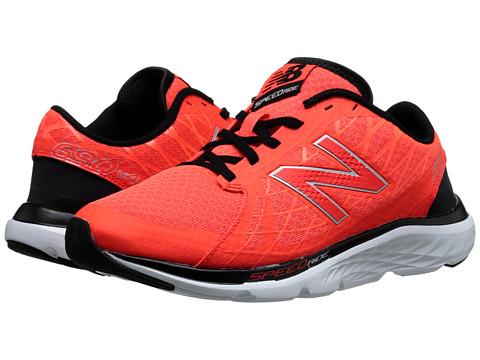 New Balance - M690v4 (Flame/Black) Men's Running Shoes