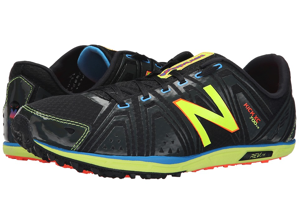 New Balance - MXC700v3 (Green/Yellow) Men's Shoes