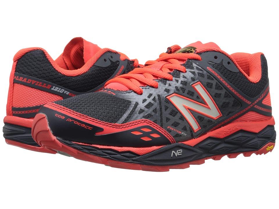 New Balance - MT1210v2 (Grey/Orange) Men's Running Shoes