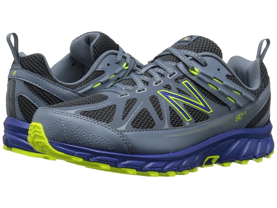 New Balance - MT610v4 (Cyclone/Hi-Lite) Men's Running Shoes