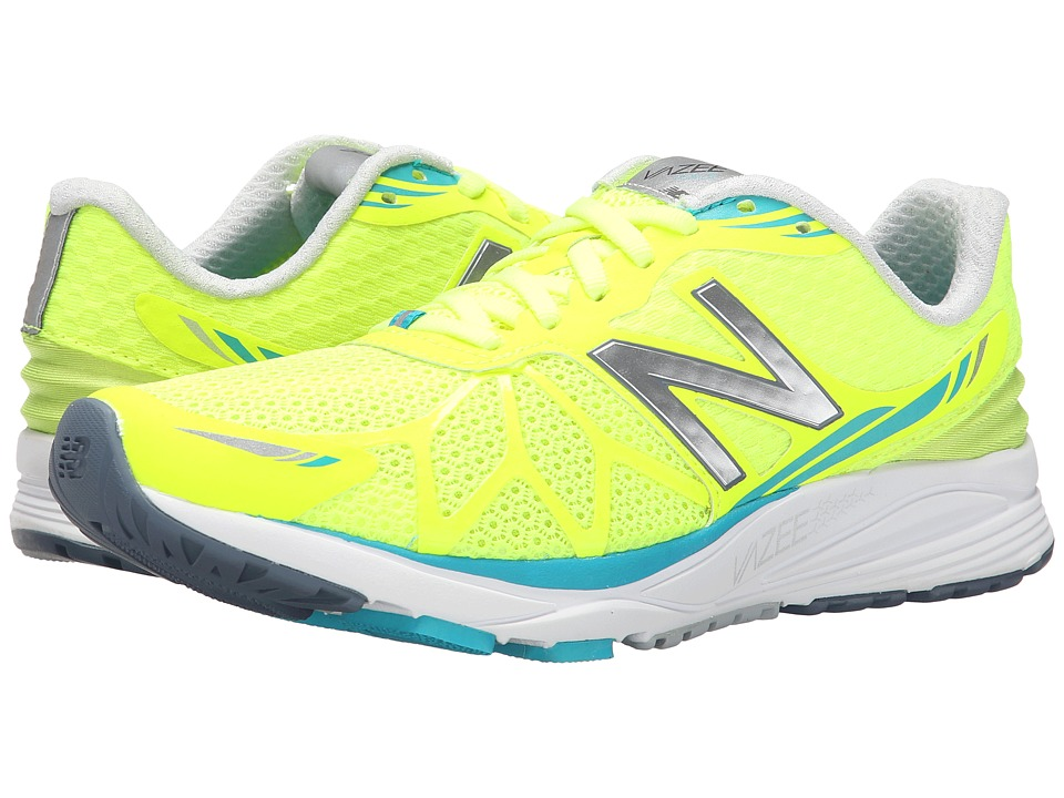 New Balance - Vazee Pace (Yellow/Blue) Women's Running Shoes