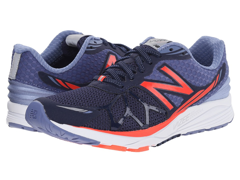 New Balance - Vazee Pace (Blue/Orange) Women's Running Shoes