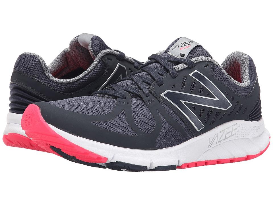 New Balance - Vazee Rush (Black/Pink) Women's Running Shoes