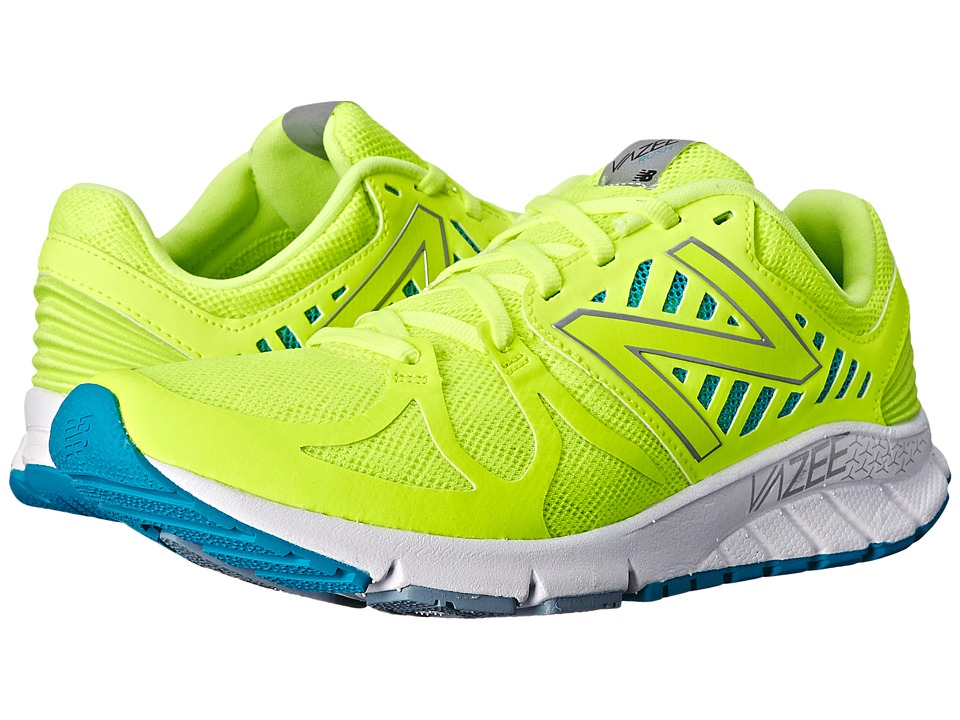 New Balance - Vazee Rush (Yellow/Blue) Women's Running Shoes