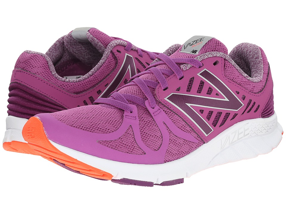 New Balance - Vazee Rush (Purple/White) Women's Running Shoes