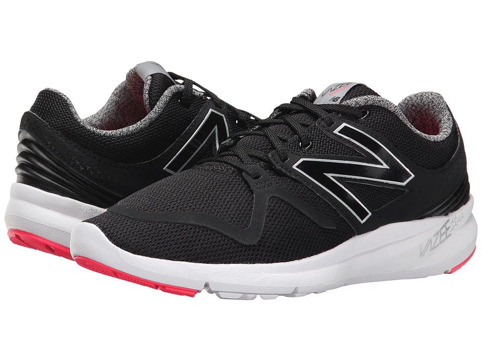 New Balance - Vazee Coast (Black/Pink) Women's Running Shoes