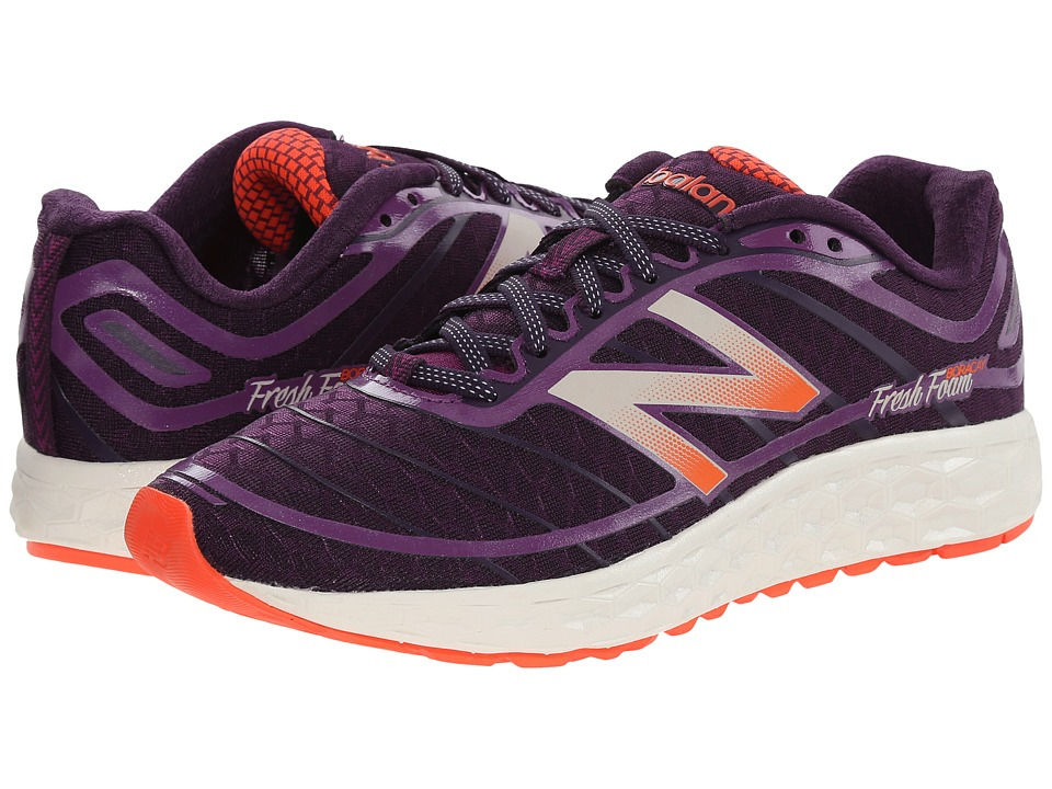 New Balance - Fresh Foam Boracay (Purple/Pink) Women's Running Shoes