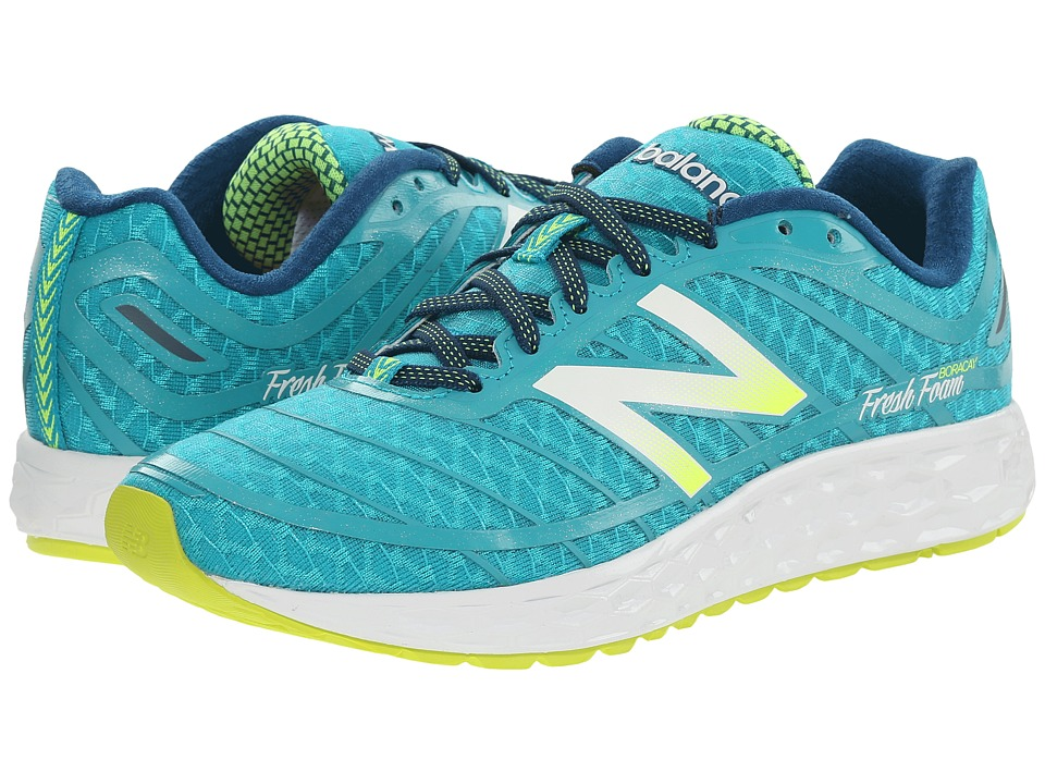 New Balance - Fresh Foam Boracay (Teal/Yellow) Women