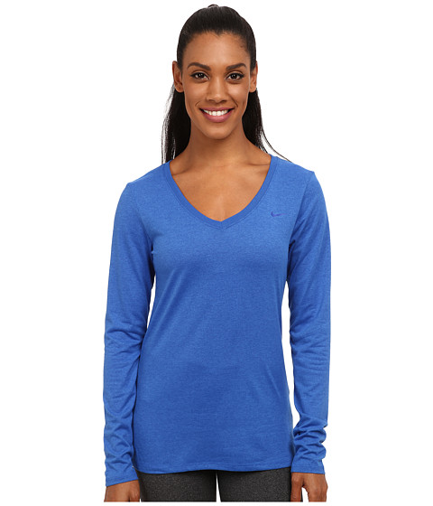 Nike - Legend Long Sleeve Top 2.0 (Game Royal/Game Royal) Women