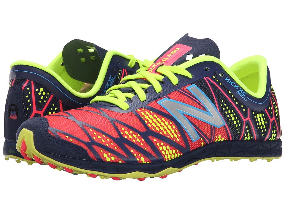 New Balance - WXC900v2 (Pigment/Pink Zing) Women's Shoes