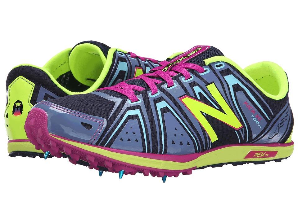 New Balance - WXC700v3 Spike (Blue/Purple) Women's Shoes