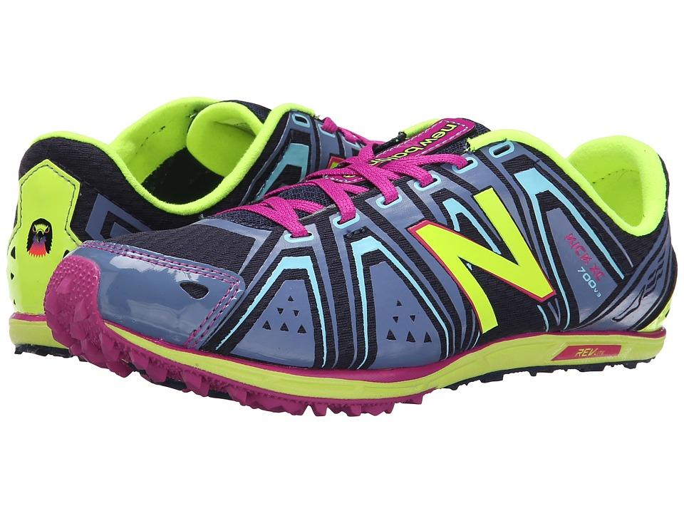 New Balance - WXC700v3 (Blue/Purple) Women's Shoes