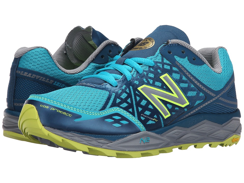 New Balance - WT1210V2 (Teal/Grey) Women's Running Shoes