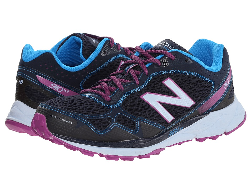 New Balance - WT910v2 (Blue/Purple) Women