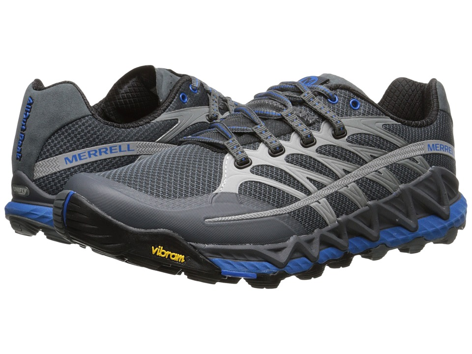Merrell - All Out Peak (Turbulence/Blue) Men's Shoes