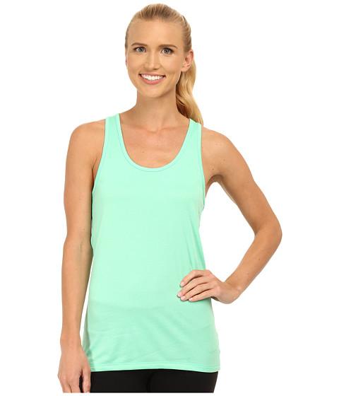 Nike - Dri-FIT Balance Tank Top (Green Glow/Green Glow) Women's Sleeveless