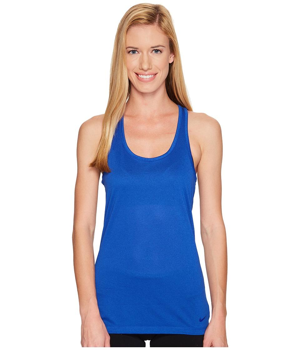 Nike - Dri-FITtm Balance Tank Top (Game Royal/Game Royal) Women's Sleeveless