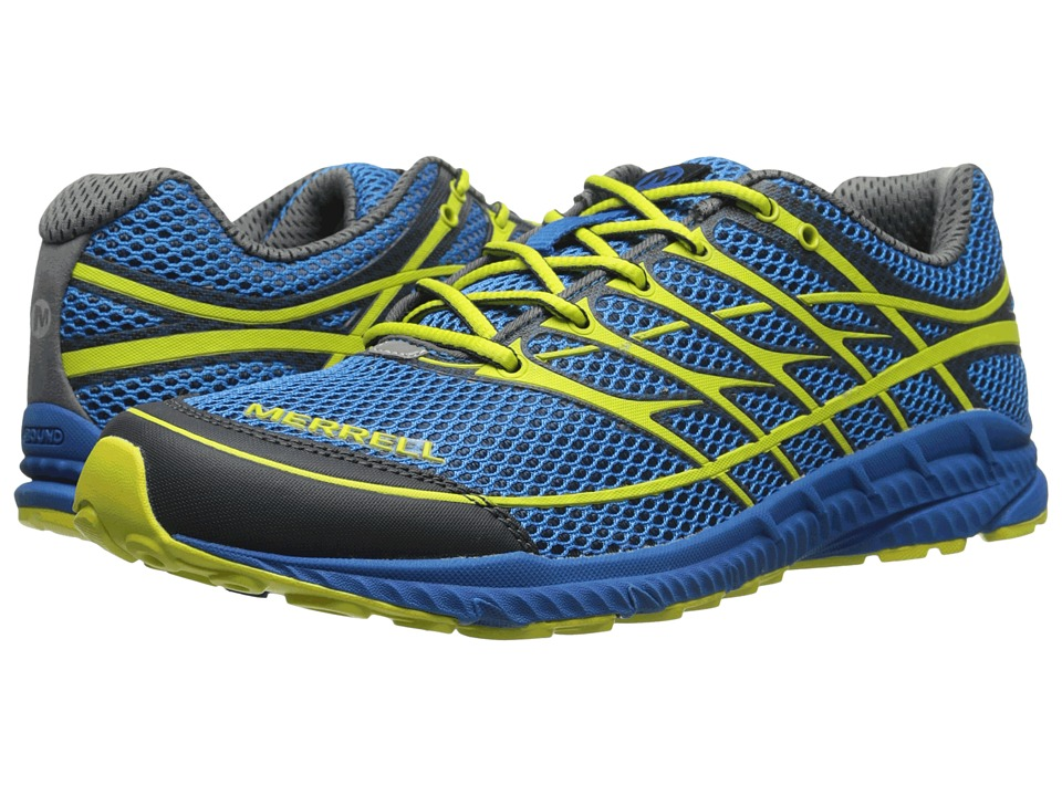 Merrell - Mix Master Move 2 (Blue/Green) Men's Shoes