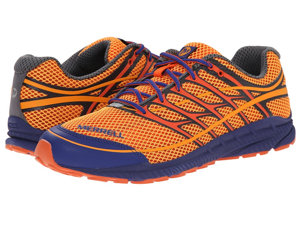 Merrell - Mix Master Move 2 (Royal Blue/Orange) Men's Shoes