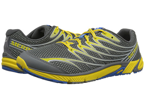 Merrell - Bare Access 4 (Yellow/Blue) Men
