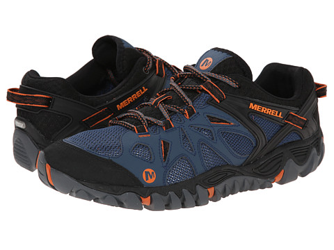 Merrell - All Out Blaze Aero Sport (Blue Wing) Men's Shoes