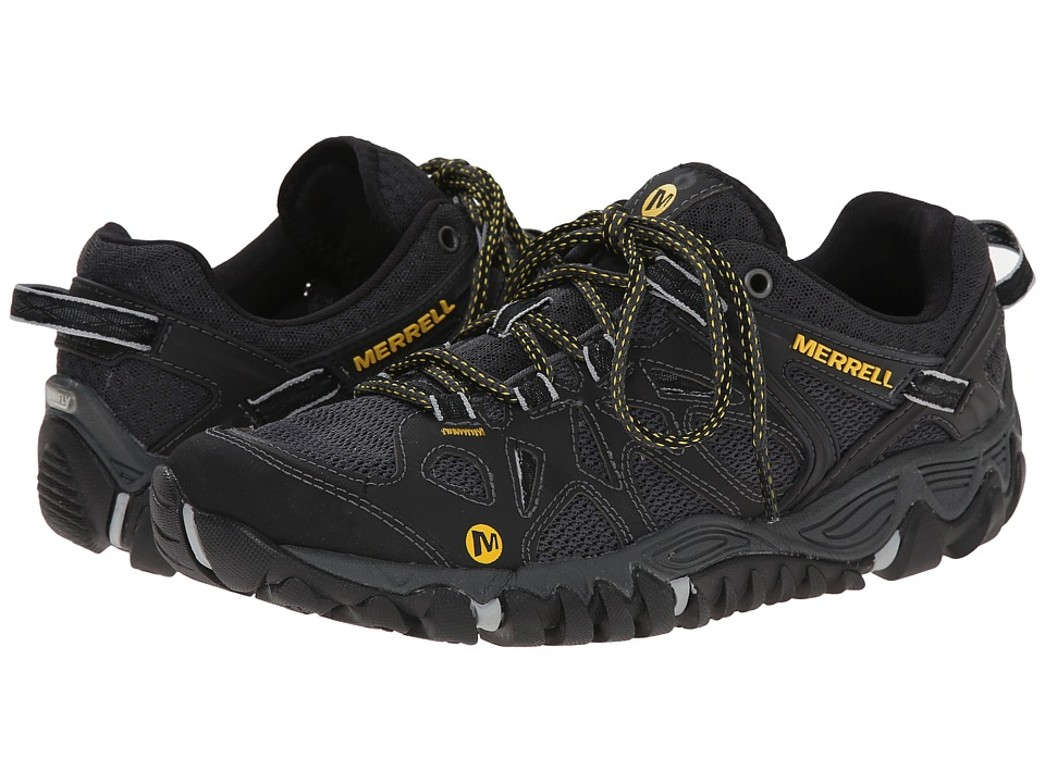 Merrell - All Out Blaze Aero Sport (Black) Men's Shoes