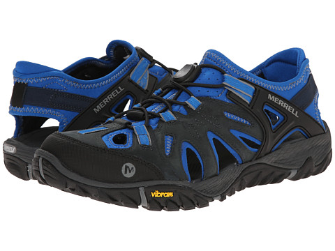 Merrell - All Out Blaze Sieve (Blue Wing) Men's Shoes