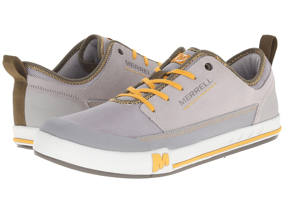 Merrell - Rant Ace (Light Grey) Men's Lace up casual Shoes