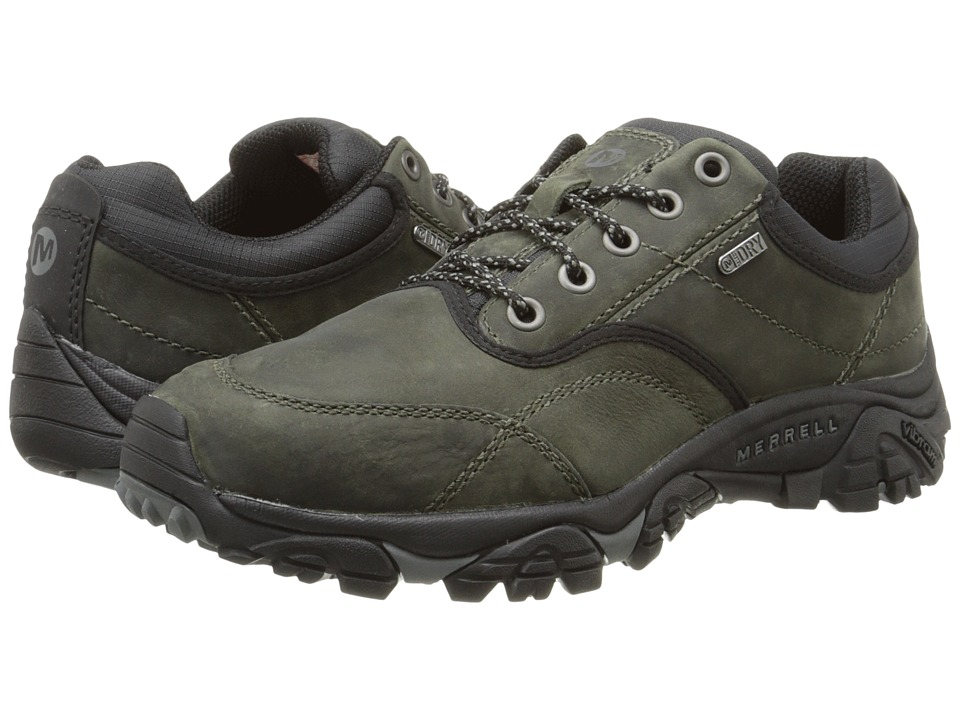 Merrell - Moab Rover Waterproof (Castle Rock) Men's Lace up casual Shoes