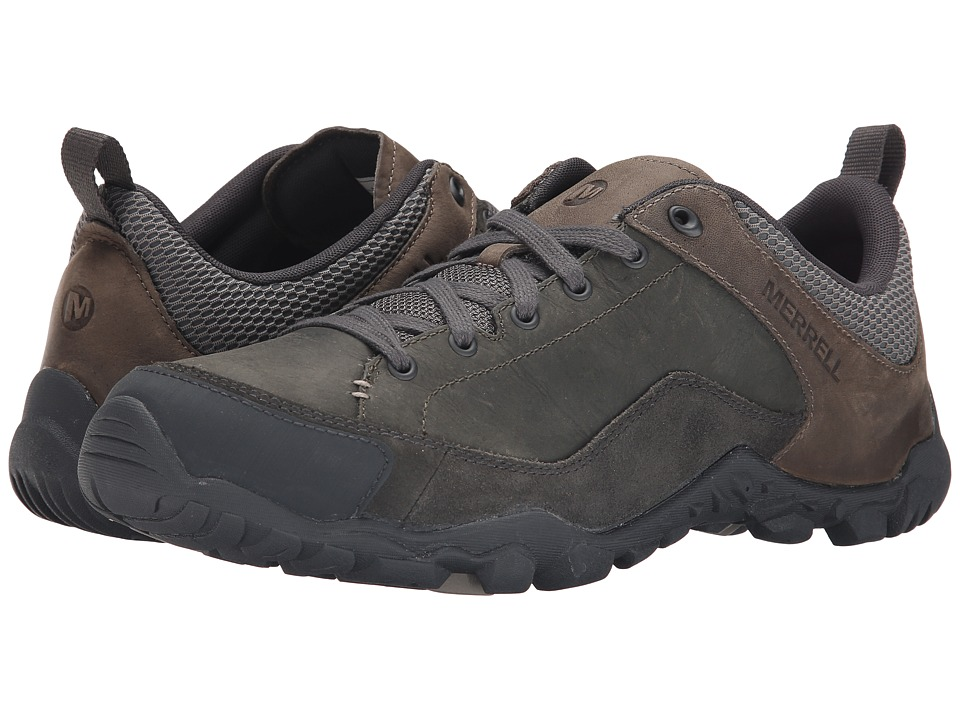 Merrell - Telluride Lace (Granite) Men's Lace up casual Shoes