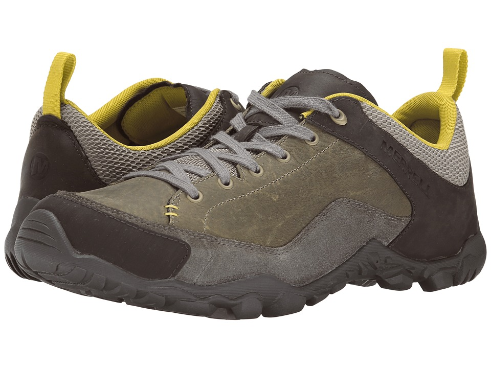 Merrell - Telluride Lace (Brindle) Men's Lace up casual Shoes