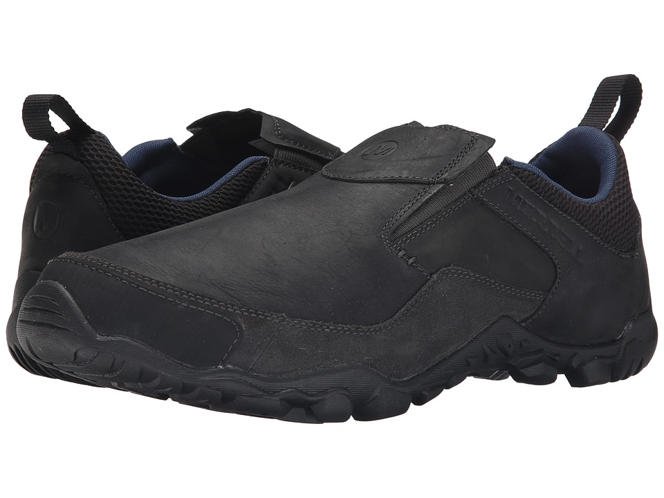 Merrell Telluride Moc (Black) Men