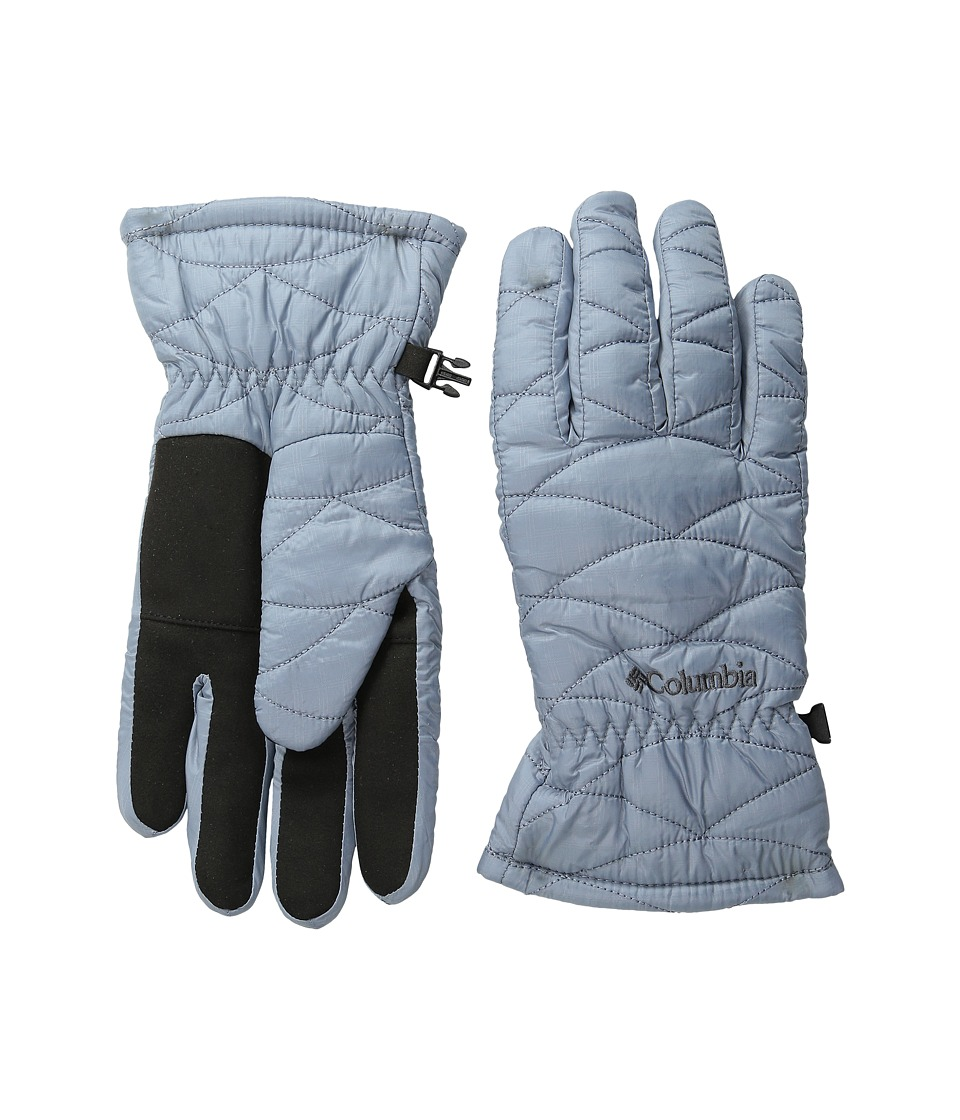 Columbia - Mighty Lite Glove (Tradewinds Grey) Extreme Cold Weather Gloves