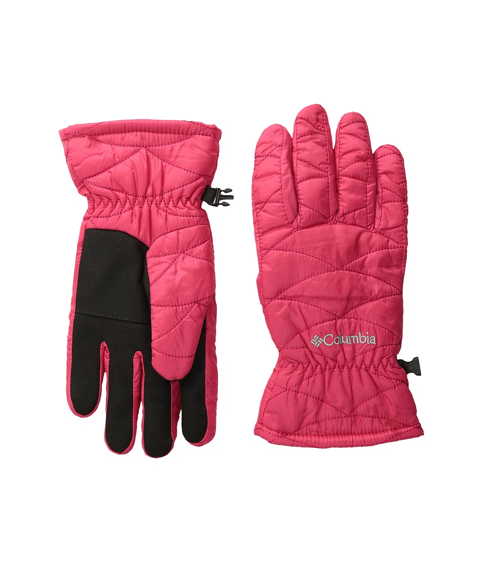 Columbia - Mighty Lite Glove (Ruby Red) Extreme Cold Weather Gloves