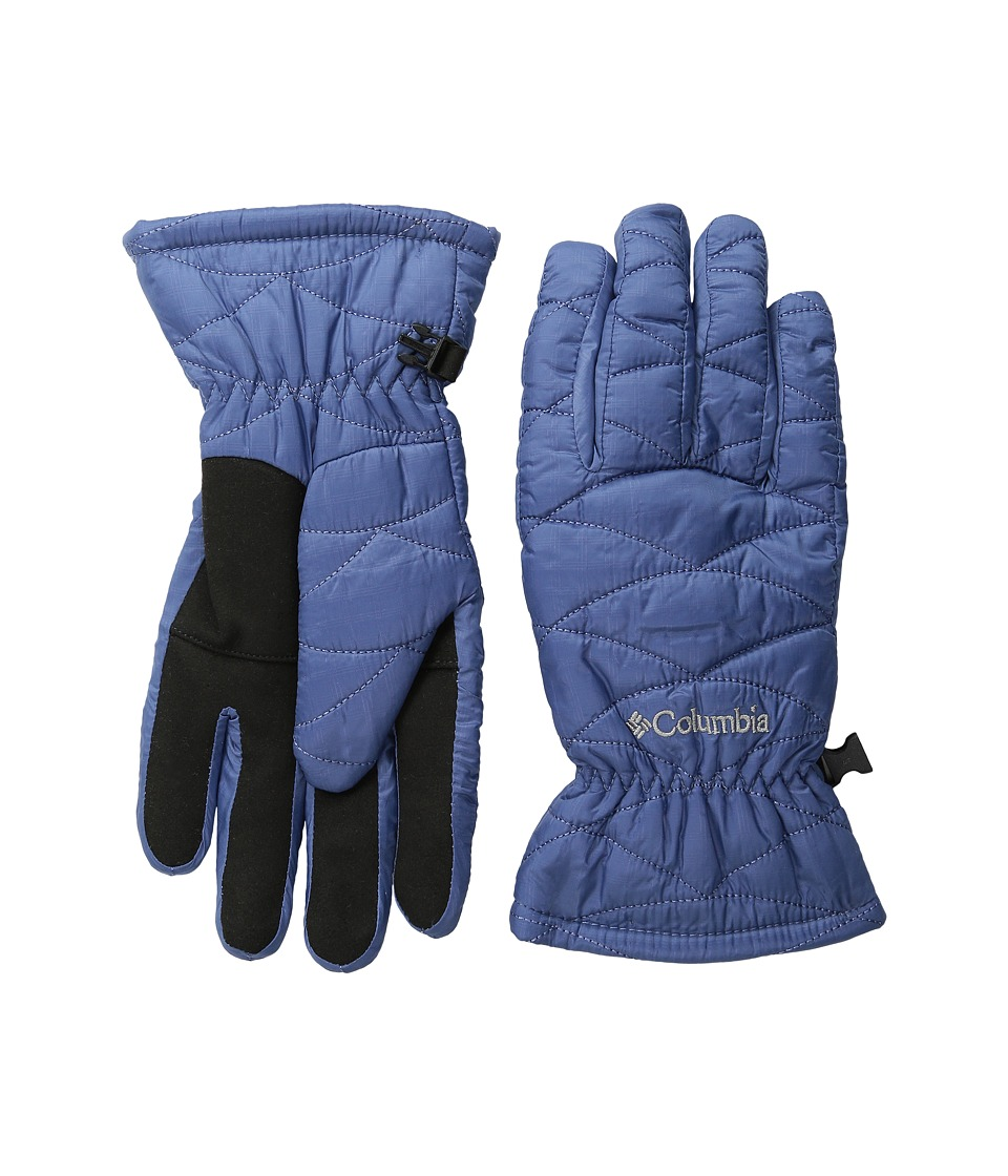 Columbia - Mighty Lite Glove (Blue Bell) Extreme Cold Weather Gloves