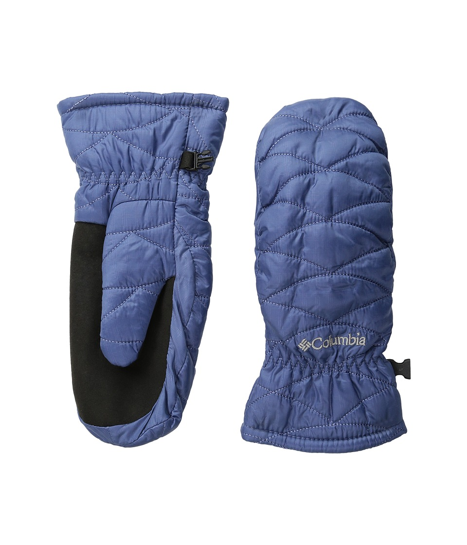 Columbia - Mighty Lite Mitten (Bluebell) Extreme Cold Weather Gloves