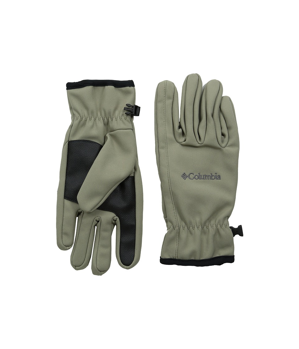 Columbia - Ascender Softshell Glove (Tusk 2) Ski Gloves
