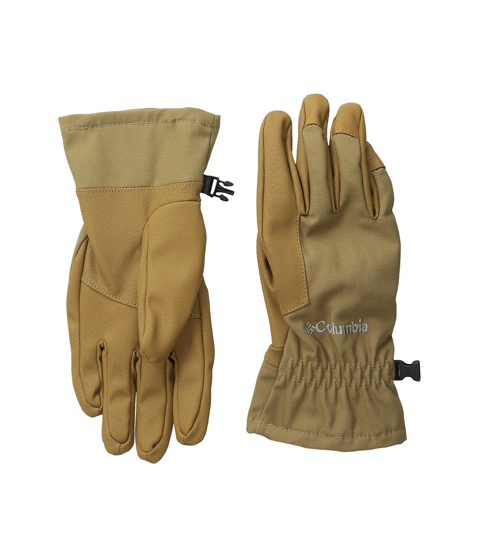 Columbia - Loma Vista Glove (Delta/Maple) Extreme Cold Weather Gloves