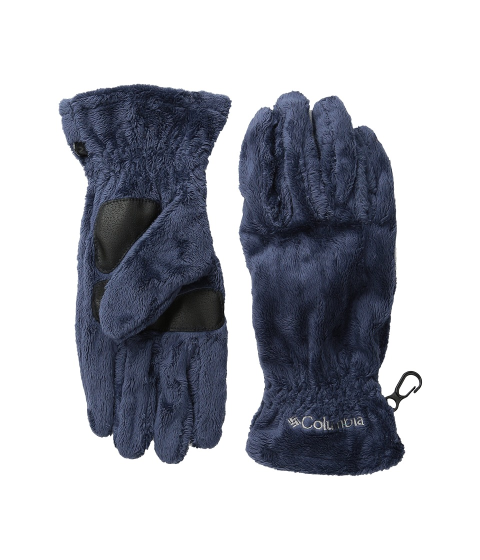 Columbia - Pearl Plush Glove (Nocturnal) Extreme Cold Weather Gloves