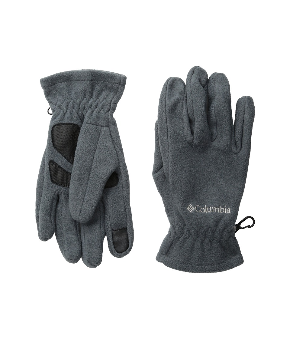 Columbia - Thermarator Glove (Graphite) Extreme Cold Weather Gloves