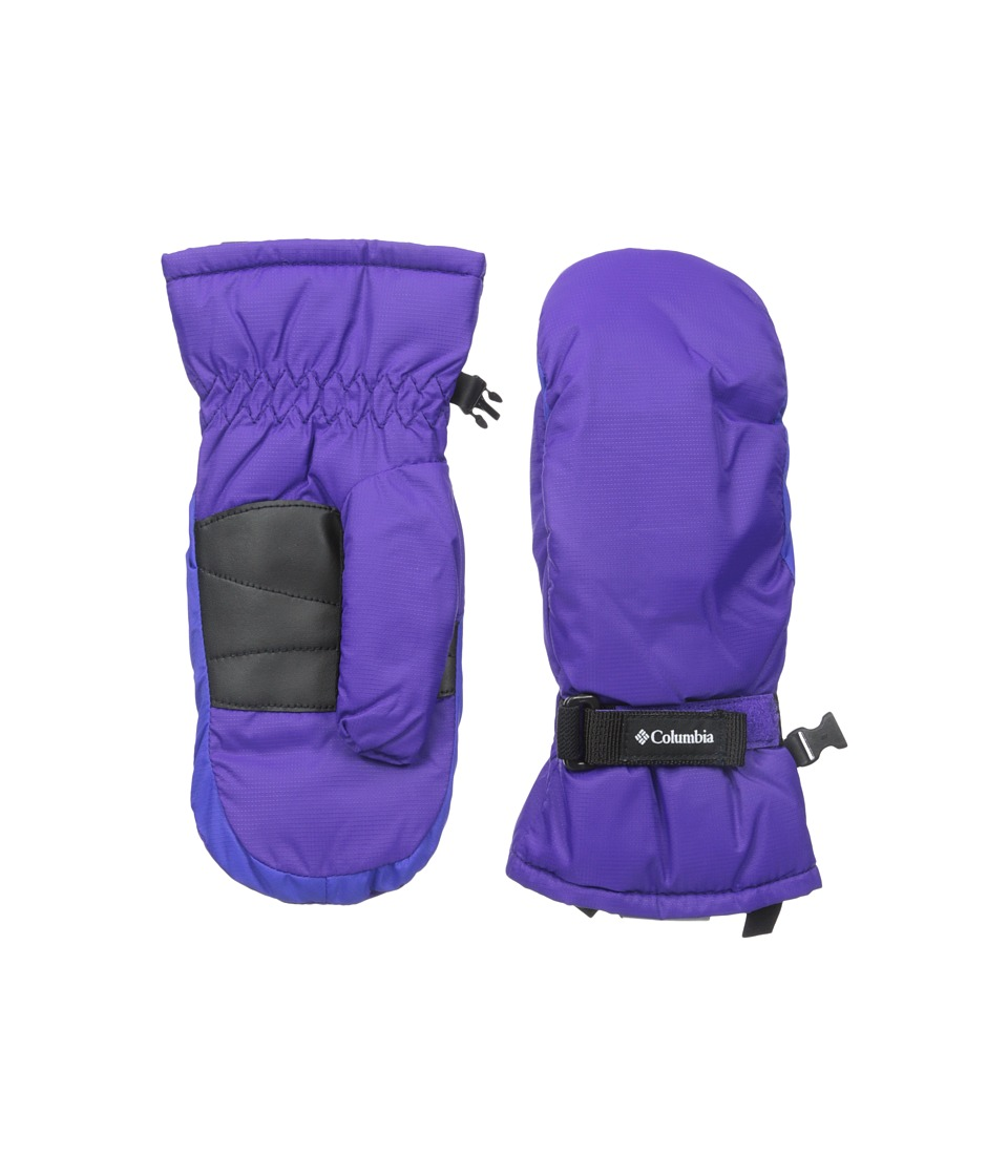 Columbia - Core Mitten (Big Kids) (Hyper Purple/Light Grape) Extreme Cold Weather Gloves